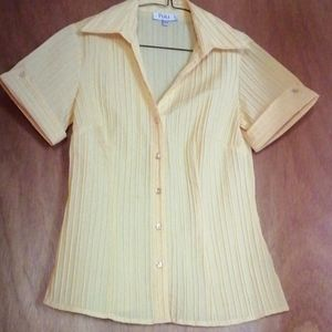NWOT, Puli tapered blouse